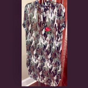 BUNDLE ME 5/$24   Dice   Camouflage Dress